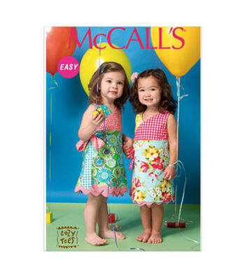 McCall's Children's Dress-M7143