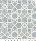 Home Decor 8\u0022x8\u0022 Fabric Swatch-Waverly In Great Shape Slate
