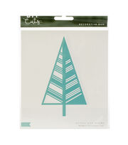 Kaisercraft DIY Cuts Metal Decorative Die-Modern Christmas Tree, , hi-res