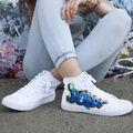 Tulip 6 pk Graffiti Chisel Tip Fabric Markers-Neon