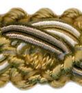 Conso 1/2 Taupe Hq Decorative Braid