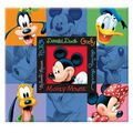 Disney Scrapbook Album 12\u0022x12\u0022-Mickey Blue