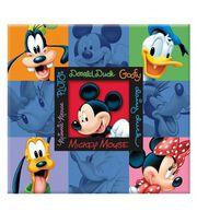 """Disney Scrapbook Album 12""""x12""""-Mickey Blue, , hi-res"""