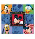 Disney Mickey 12\u0022x12\u0022 Embossed Postbound Album