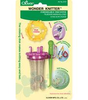 Clover Wonder Knitter, , hi-res