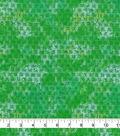 Keepsake Calico Cotton Fabric -Green Tiedye Blender