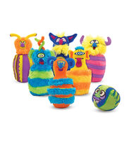 Melissa & Doug Monster Bowling Game, , hi-res