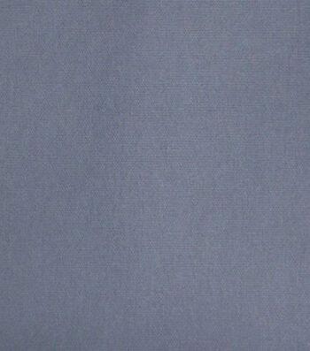 """Home Essentials Lightweight Decor Fabric 45""""-Dark Grey"""