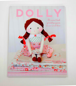 Dolly Project Book By Elea Lutz  by Riley Blake