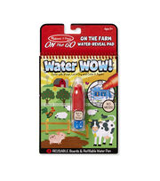 Melissa & Doug ON the GO Water Wow! On the Farm Water-Reveal Pad, , hi-res