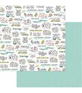 Photoplay Paper Spread Your Wings 12\u0027\u0027x12\u0027\u0027 Cardstock-Empower