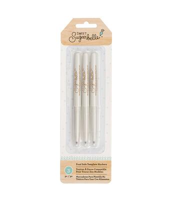 Sweet Sugarbelle Food Coloring Pens 3 Pack