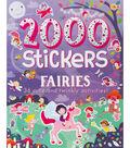 Parragon 2000 Stickers Kit-Fairies