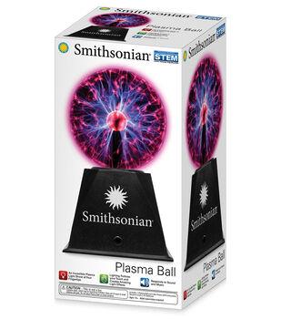 Smithsonian 5'' Plug-in Plasma Ball