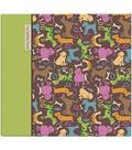 Cute Doggie Post Bound Album 12\u0022X12\u0022-