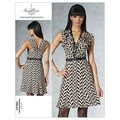 Mccall Pattern V1190 Ee (14-16--Vogue Pattern