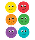 6in Smiley Face Classroom Accents 30/pk, Set of 6 Packs