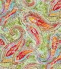 Kelly Ripa Multi-Purpose Decor Fabric 54\u0022-Bright and Lively Fiesta