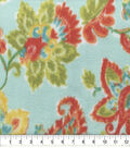 Anti-Pill Fleece Fabric 59\u0022-Garden Floral
