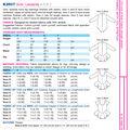 Kwik Sew Child Casual-K3507
