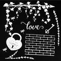 49 and Market 6\u0027\u0027x6\u0027\u0027 Laser Cut Shapes Archival Board-Love White