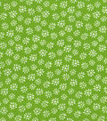 Quilter\u0027s Showcase Cotton Fabric 44\u0022-Daisy Green