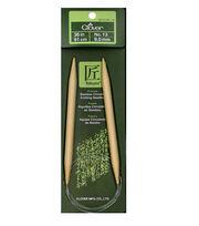 "Takumi Bamboo Circular Knitting Needles 36""-Size 13/9mm, , hi-res"