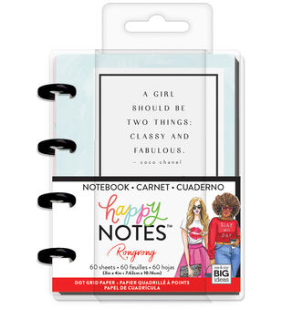 The Happy Planner x Rongrong Micro Happy Notes-Classy & Fabulous