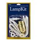 Lamp Kit W/Adapters For Bottles