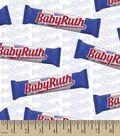 Nestle Baby Ruth Print Fabric