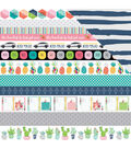 Bella Blvd Mom Life 25 pk 12\u0027\u0027x12\u0027\u0027 Double-Sided Cardstock-Borders