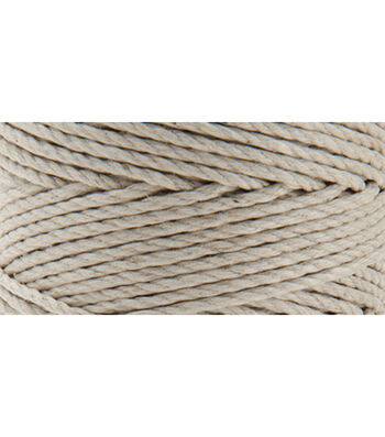 Hemptique #48 205' Hemp Cord Spool-Natural