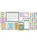 Color Harmony Calendar Bulletin Board Set