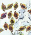 Beadsmith GemDuo`s Czech Glass Beads-Tequila