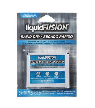 Aleene's Liquid Fusion 3 pk Rapid Dry Epoxy