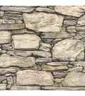 WallPops NuWallpaper Peel and Stick Wallpaper-Hadrian Stone