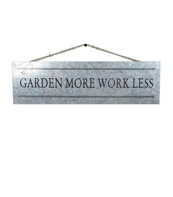 In the Garden Wall Decor-Garden More Work Less