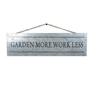 In the Garden Wall Decor-Garden More Work Less