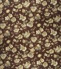 Home Decor 8\u0022x8\u0022 Fabric Swatch-Upholstery Fabric SMC Designs Grimes Walnut