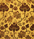 Home Decor 8\u0022x8\u0022 Fabric Swatch-Upholstery Fabric Barrow M6524-5194 Jacobean