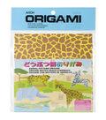 Aitoh Animal Print Origami Paper 40/Pkg