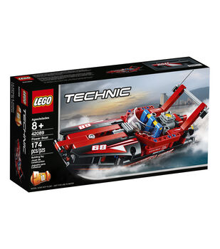 LEGO Technic 2-in-1 Power Boat Set