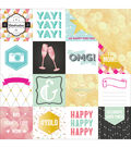 These Momt- Happy Ds Papr 12x12