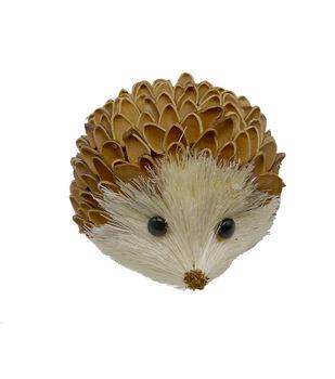 Blooming Autumn Large Hedgehog