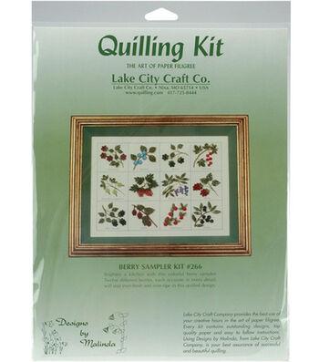 Quilling Kit-12PC/Berry Sampler