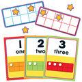 Numbers 0-20 Bulletin Board Set
