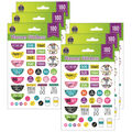 Teacher Created Resources Confetti Planner Stickers 16 Packs
