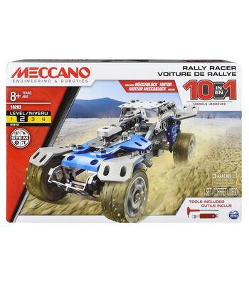 Meccano 10 Models Set Trophy Truck