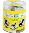 Little Makers Summer Foam Stamp Kit-Space