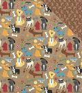 Cooper & Friends Double-Sided Cardstock 12\u0022X12\u0022-Dog Park